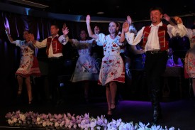 Folk Dance Show Budapest Evening Cruise with Dinner