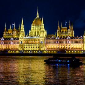 Budapest Christmas Cruise 2020