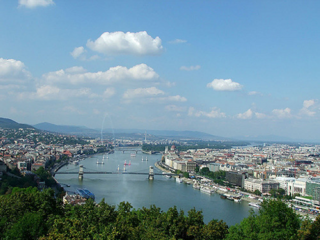 Budapest Bus, Walking and Boat Tour Package