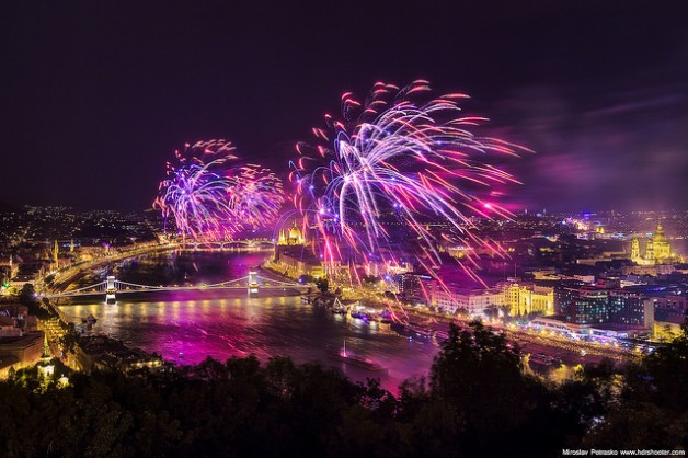 Fireworks Cruise with Unlimited Snacks and Drinks