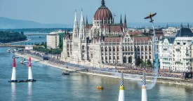 Red Bull Air Race Parliament Budapest