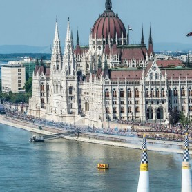 Budapest Cruise Changes during Red Bull Air Race