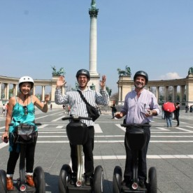 Booking Beer Cruise and Segway Tour Budapest