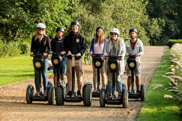 Afternoon Beer Cruise and Segway Tour Budapest