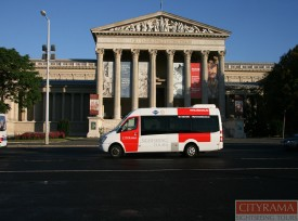Budapest River Cruise Taxi Transfer