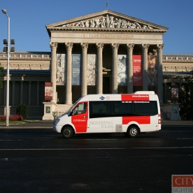 Cruise Taxi Transfer in Budapest