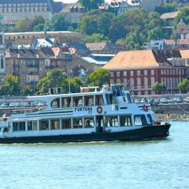Tapas Menu on River Cruise – Private Boat Rental Budapest