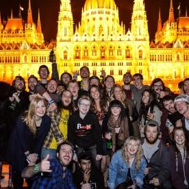 Mega Party Cruise Budapest