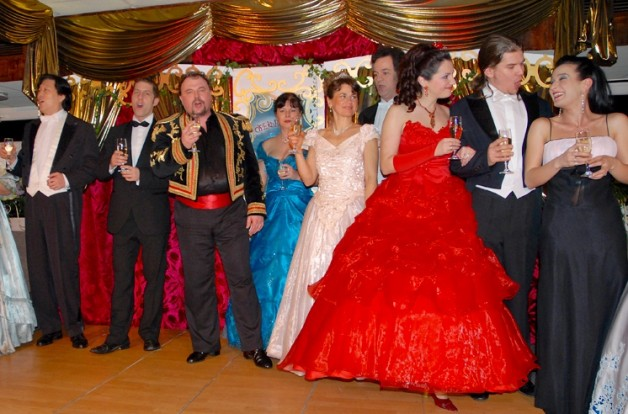 Easter Cruise with Opera & Operetta Show