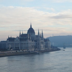 Mulled Wine Cruise in Budapest