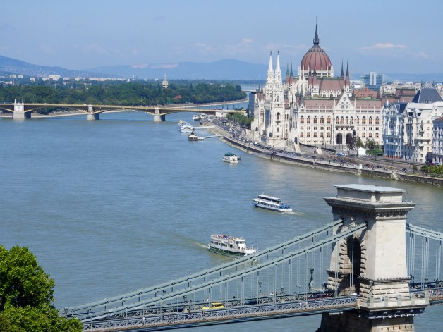 Buffet Dinner Menu I on Budapest River Cruise – Private Boat Rental