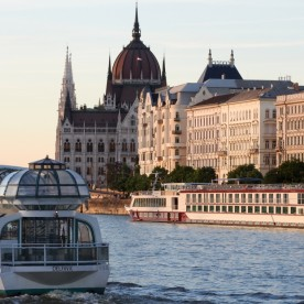Budapest Cruise Drink List and Prices
