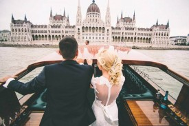 Luxury Yacht Danube River Budapest Romantic