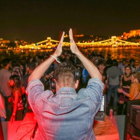 Budapest River Party