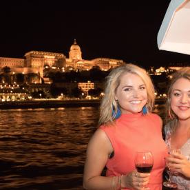 Budapest NYE Cruise & Magician Show