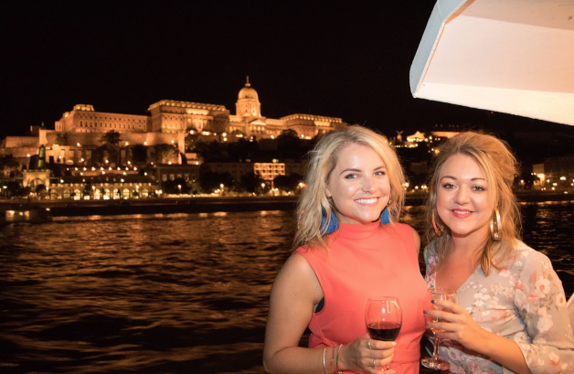 Budapest NYE Cruise & Magician Show