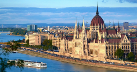 Budapest Danube Day Cruise with Lunch or Drinks Moyan Breen