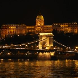Budapest Night Cruise