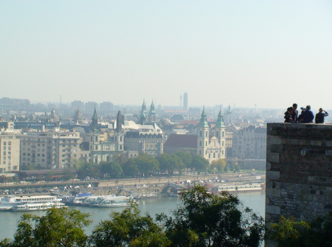 Midday Sightseeing Guided Cruise in Budapest on the River Danube