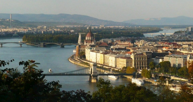 Attractions by the River Danube in Budapest