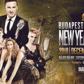Swing NYE Party by the River Danube in Budapest
