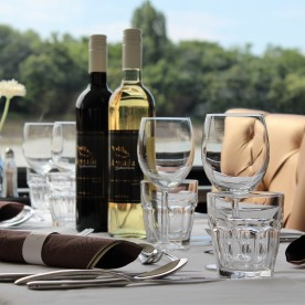 3-course Dinner Menu III. on River Cruise  – Private Boat Rental Budapest