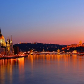 Buffet Menu III. on Budapest River Cruise  – Private Boat Rental Budapest