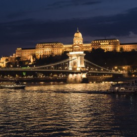4- Course Dinner Menu with Duck for River Cruise – Private Boat Rental Budapest