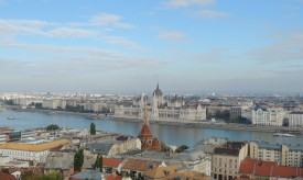 Budapest Parliament and Budget Cruise