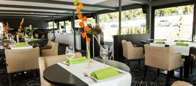 NYE Dinner Party Menu on Ludwig Event Boat Budapest