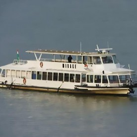 Mirage Private Boat Rental Budapest