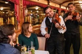 Dinner Cruise & Gypsy Music