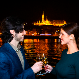 Budapest Dinner Cruise with Gypsy Band Booking