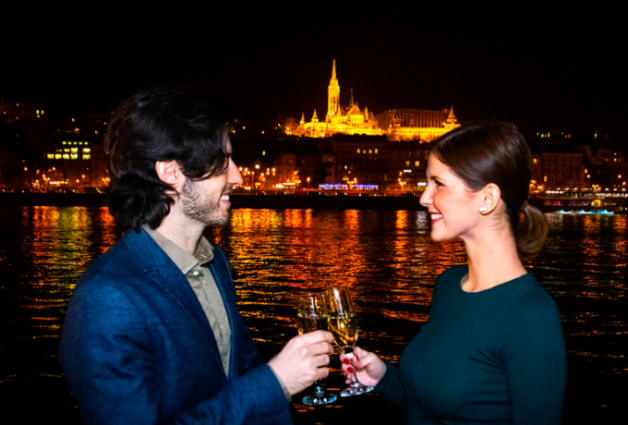 Hungarian Budget Buffet Dinner Cruise with Live Music Budapest